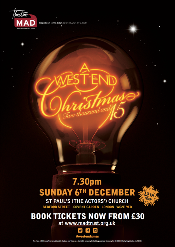 A West End Christmas 2015