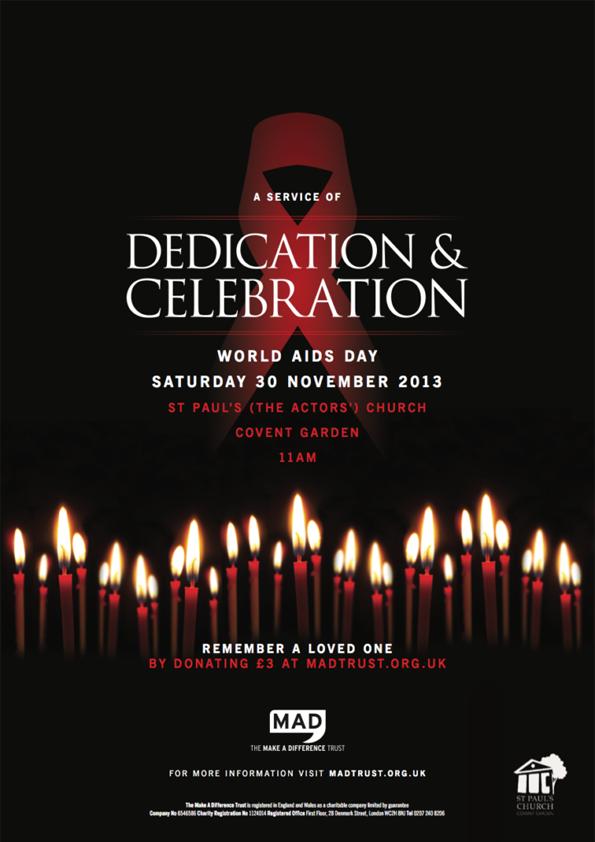 World AIDs Day 2013 – Service