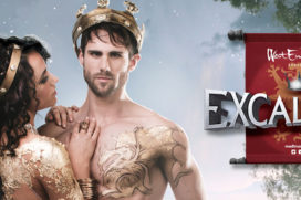 Michelle Visage joins West End Bares: Exalibare!