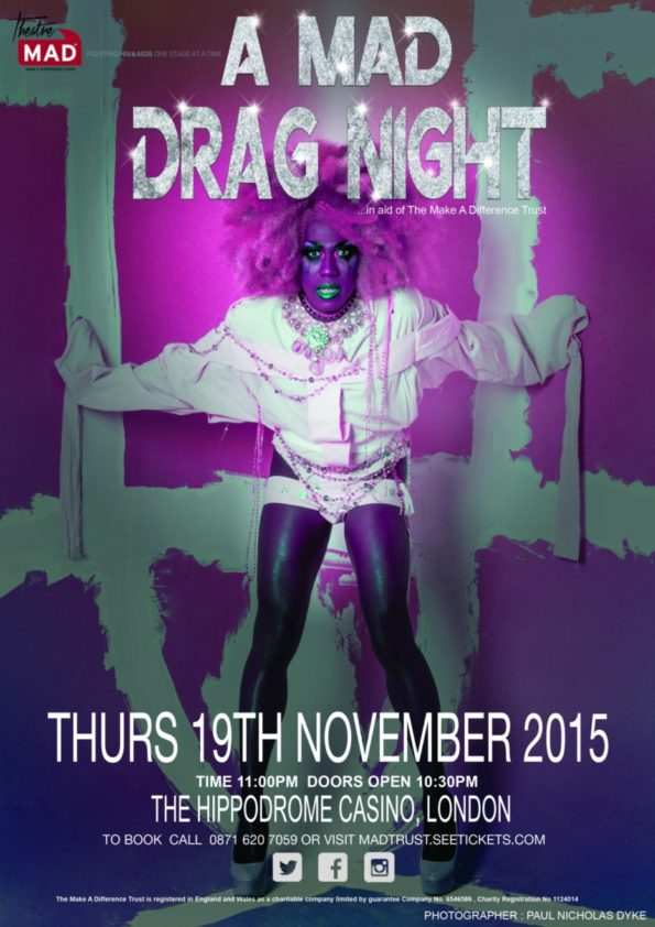 A Mad Drag Night 2015
