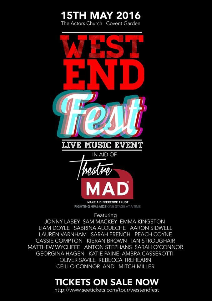 West End Fest 2016