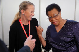 Day Two of AIDS 2016: Women and girls, new prevention research, stigma and discrimination