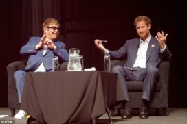 Prince Harry addresses International Aids Conference