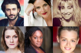 West End stars join Seth Rudetsky in DISASTER!
