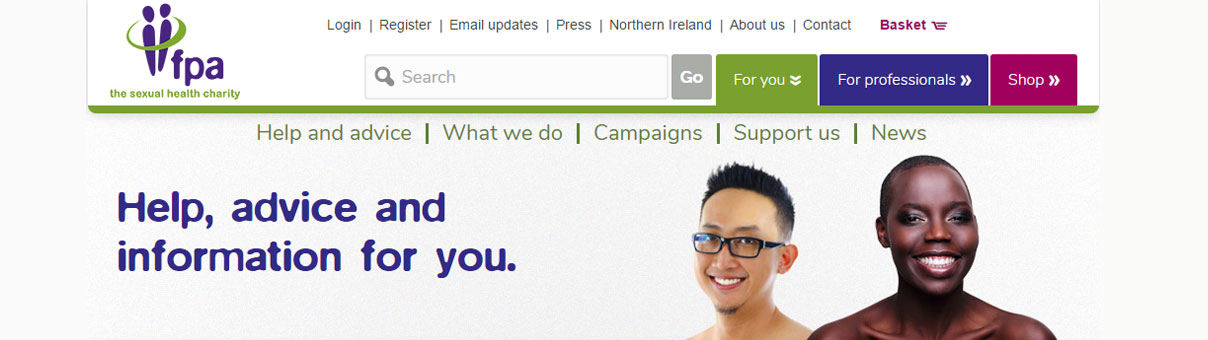 Sexual health campaigns ni