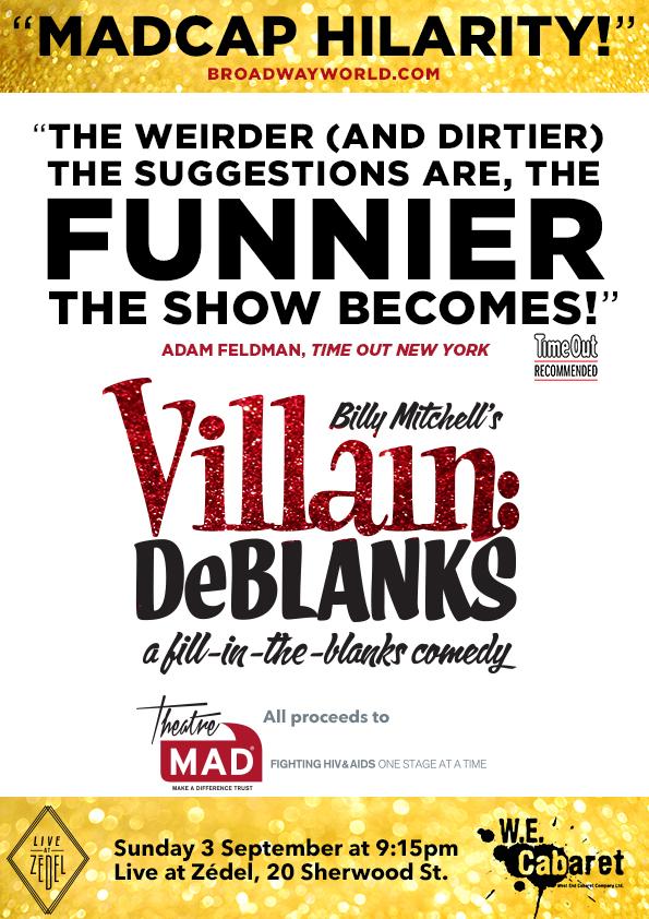 Villain: DeBlanks