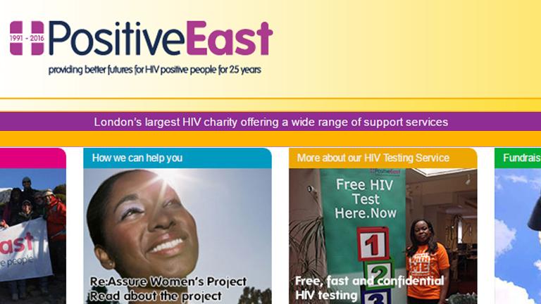 Re:Assure Women's Project – Positive East