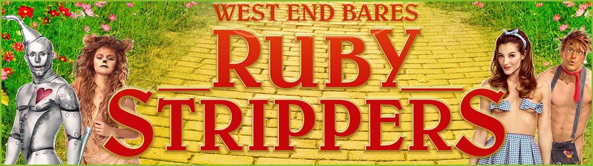 £57,633  Raised – WEST END BARES 2017 – Ruby Strippers