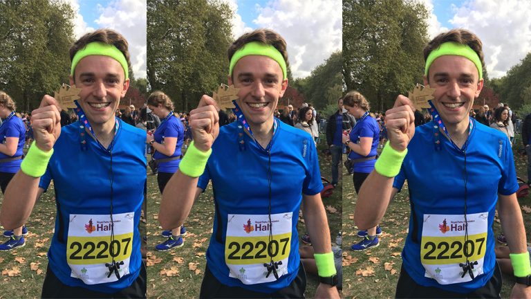 Royal Parks Foundation Half Marathon 08 October 2017