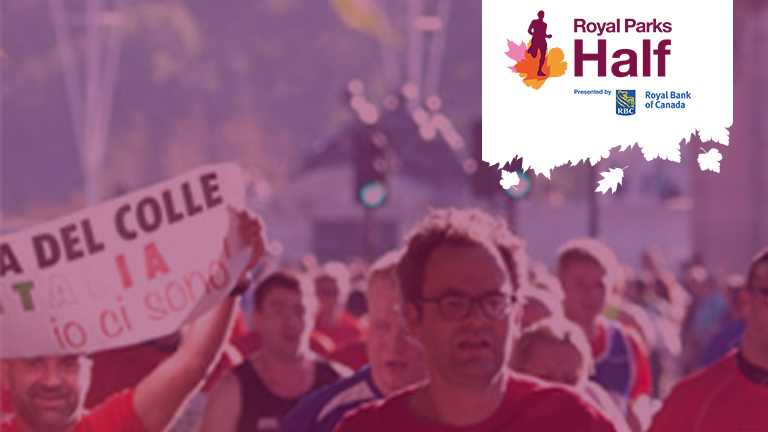 Royal Parks Half Marathon 2018 – Run for Theatre MAD