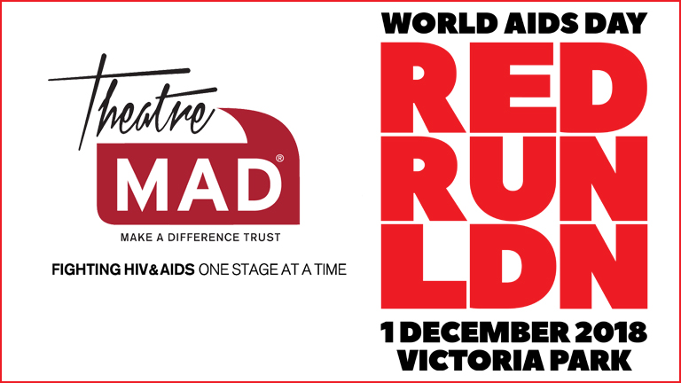 World AIDS Day Red Run 2018