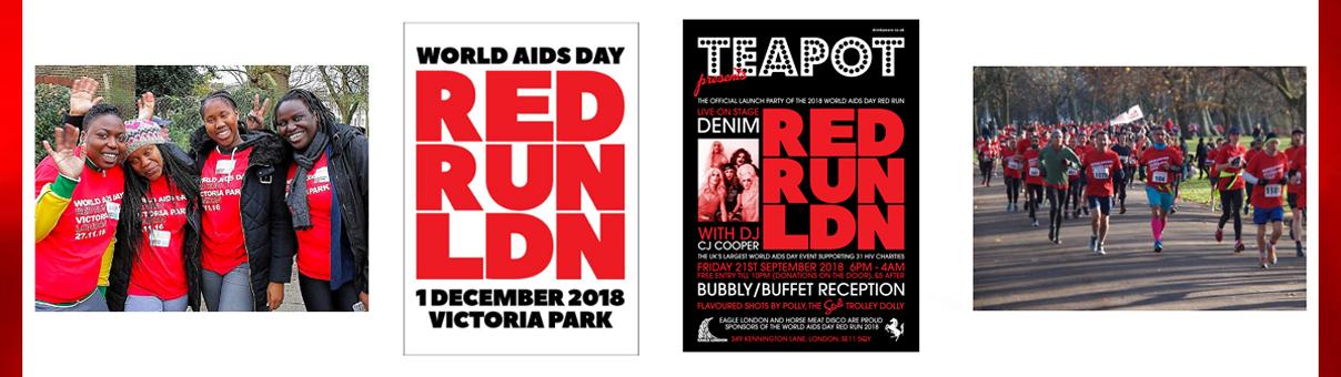 World AIDS Day Red Run 2018