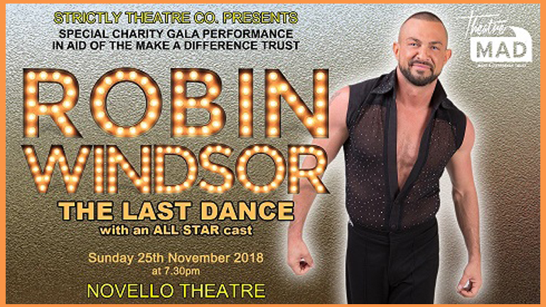 Robin Windsor – The Last Dance – ON SALE NOW!