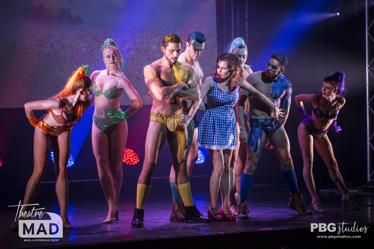 57,633 Raised - WEST END BARES 2017 - Ruby Strippers - MAD