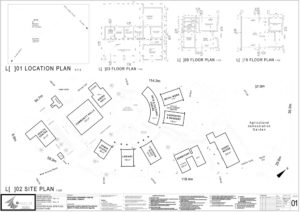 Medical Centre Site Plan - Click to Enlarge