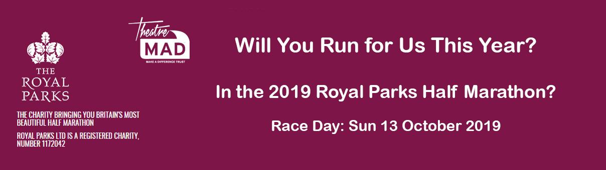 Royal Parks Half 2019