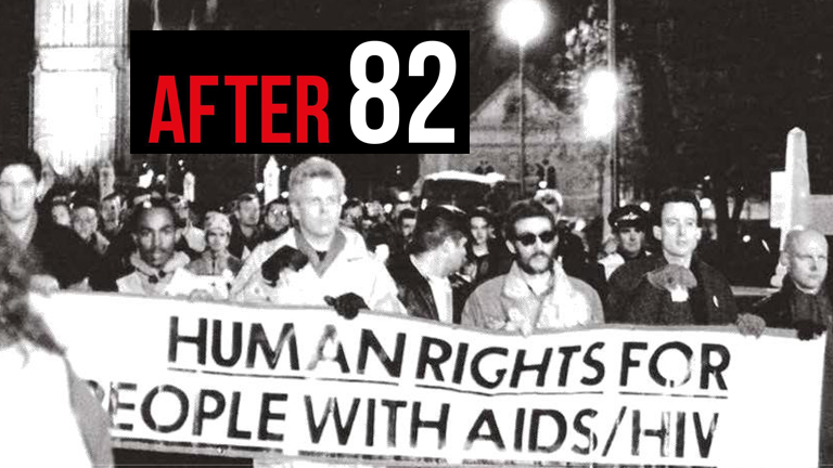 After 82 Film Documentary – Single showing Thursday 20 June 6.30pm Curzon Soho.