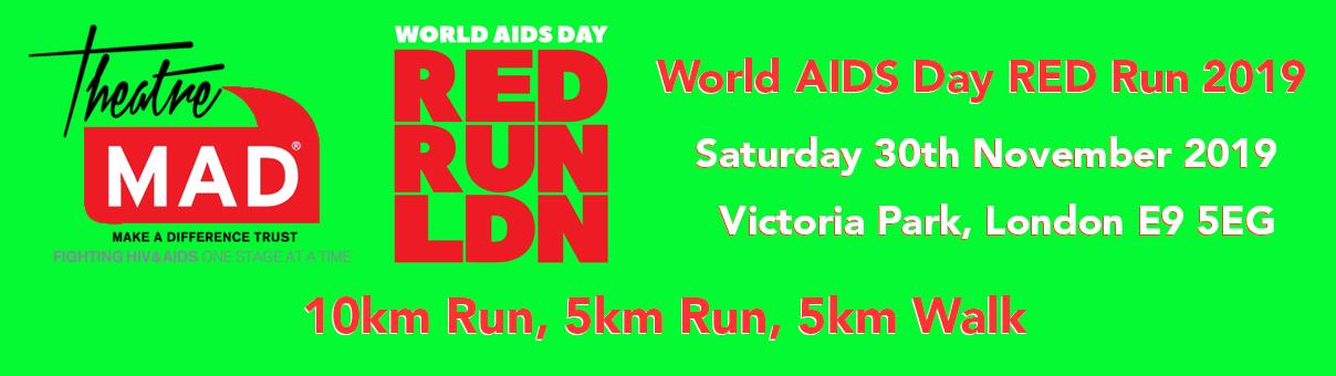 RED Run 30 Nov 2019