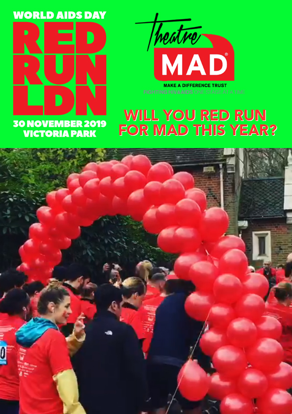 RED Run 30 Nov 2019