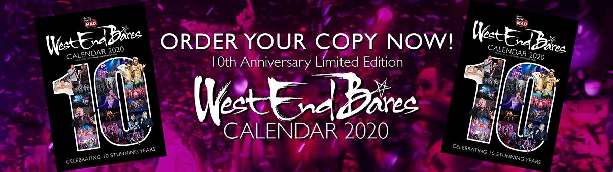 West End Bares Calendars