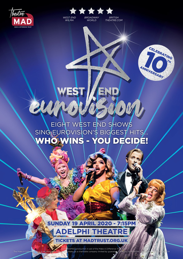 West End Eurovision 2020