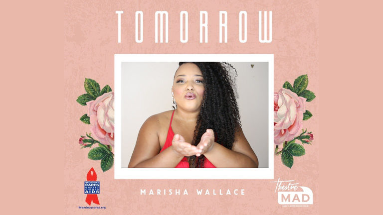 "West End and Broadway Star Marisha Wallace releases ""Tomorrow"" from Annie to raise money for Broadway Cares & Make A Difference Trust"
