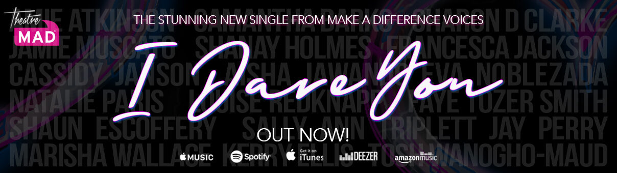 I Dare You – Limited Edition CD & Poster